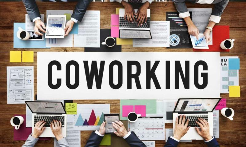 Coworking revolution